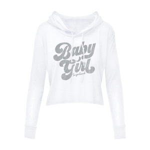 Love, Your Baby Girl Hoodie