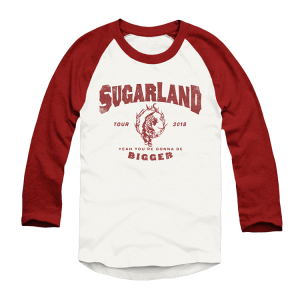 Gonna Be Bigger Raglan