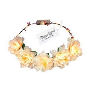 Light Up Flower Crown