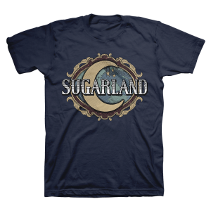 Sugarland Crescent Moon Tee